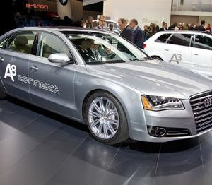 Speed-Buster Performance Diesel Chip Audi A8 2013 D4 Quattro V8 4.2 TDI 283 kW