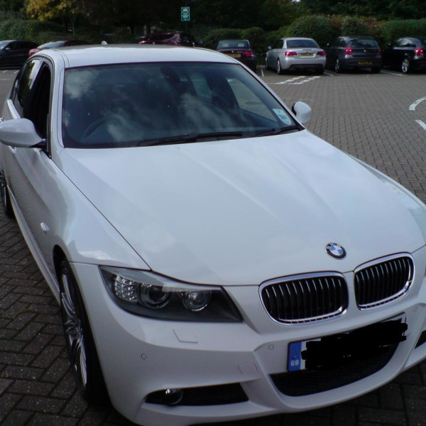 BMW 325d E90/91/92/93 2010-11 150 KW Speed-Buster