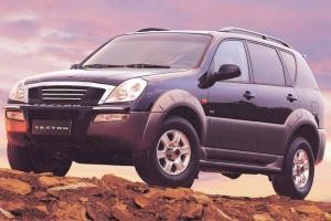 Speed-Buster Performance Diesel Chip Ssangyong Rexton 2003-08 RX 270 XVT 120 kW