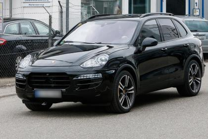 Speed-Buster Performance Diesel Chip Porsche Cayenne V8 2014- 4.2 TDI 283 kW