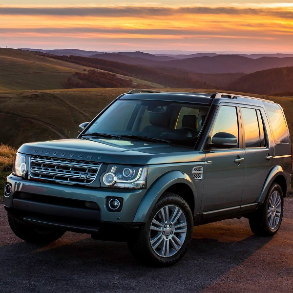 Land Rover Discovery 2014- 3.0 SDV6 225 KW Speed-Buster