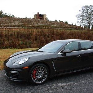 Speed-Buster Performance Diesel Chip Porsche Panamera 4.8 Turbo 2014- 382 kW