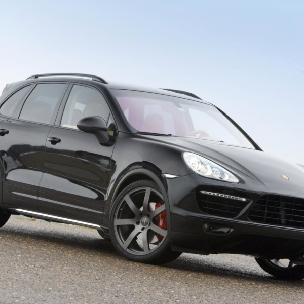 Speed-Buster Performance Diesel Chip Porsche Cayenne 4.8 Turbo 368 kW